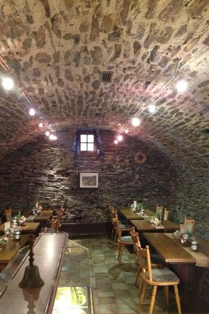 Hotel Mosella : Restaurant