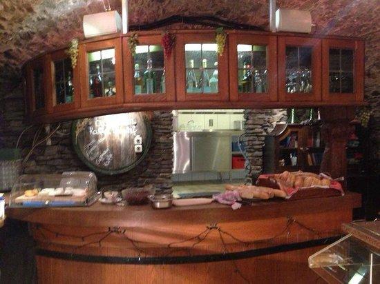 Hotel Mosella : Restaurantbar