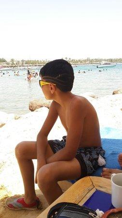 Lido Sharm Hotel : nour