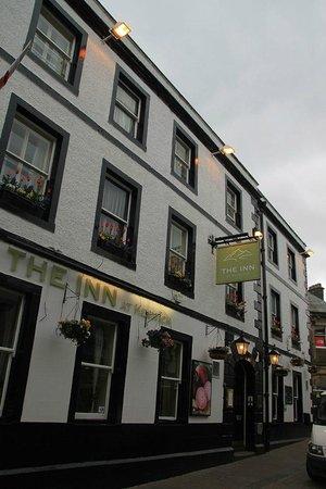 The Royal Oak at Keswick: Фасад отеля
