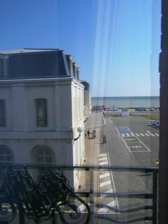 Hotel la Villa Marine : Reflet.