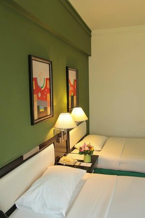 Chiangmai Hill 2000 Hotel : Standard Room