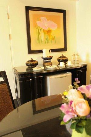 Chiangmai Hill 2000 Hotel : Junior Suite Room