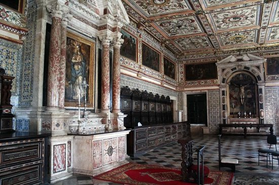 Basilica Cathedral : Базилика, алтарь