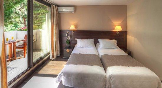 La Roya : Chambre