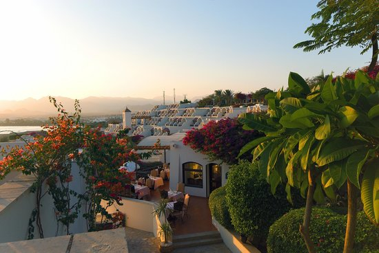 Movenpick Resort Sharm El Sheikh Naama Bay: Movenpick, бывший Sofitel в Шарме
