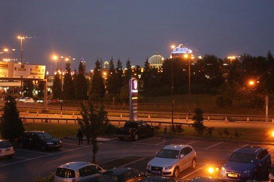 Premier Inn Manchester Trafford Centre West: Вид из окна