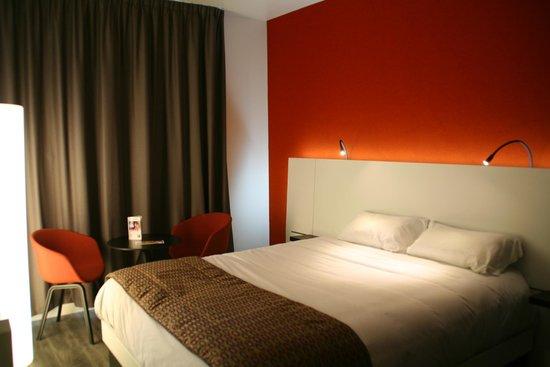 Qualys Hotel & Spa Vannes : Chambre
