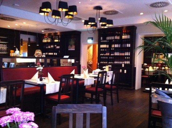 Hotel Goldener Lowe: Restaurant Goldener Löwe