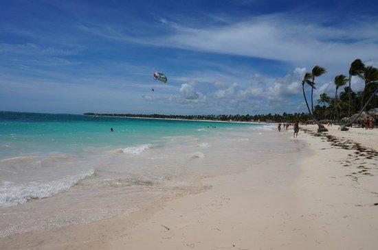 VIK Hotel Arena Blanca: пляж