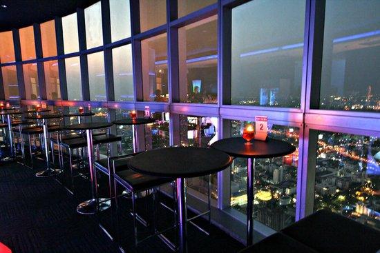 Baiyoke Sky Hotel: The Roof Top Bar 83 Fl.