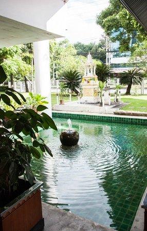 Chiangmai Hill 2000 Hotel: Puangsad Restaurant