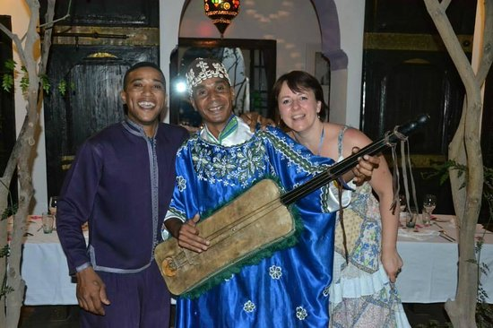Riad Houdou : Soirée musicale