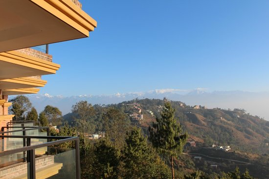 Club Himalaya by ACE Hotels : The view from the room
