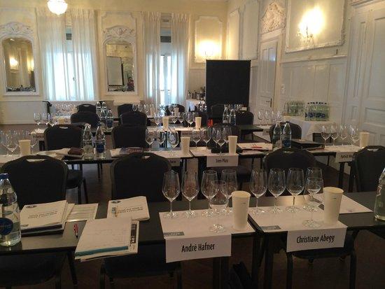 Swiss Dreams Hotel Walzenhausen: seminar room