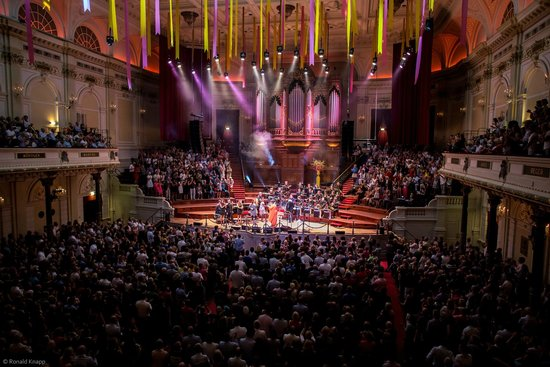 The Concertgebouw also has a variety of pop and jazz concerts, expecially in the summer!