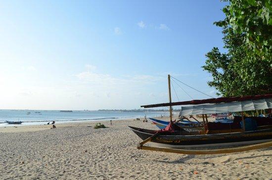Villa Puri Royan : 3 Minuten Fußweg zum Strand