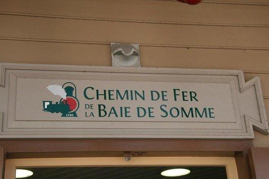 Chemin de Fer de la Baie de Somme : No comment :)