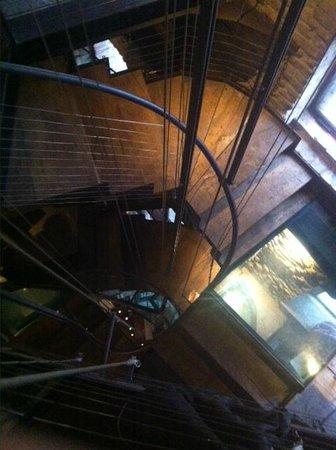 Le Case della Saracca : vista dall'alto