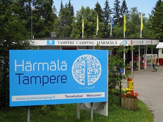 Tampere Camping Harmala : Welcome to Härmälä Camping