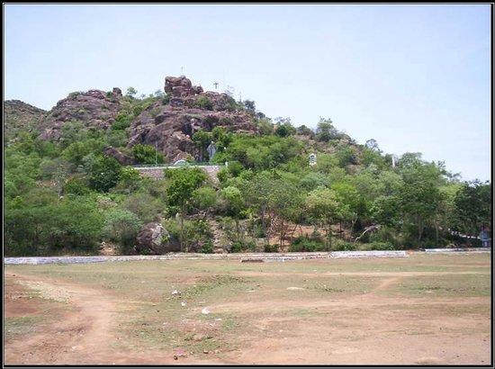 Dharmapuri, Indien: Lourdu Madha Grotto