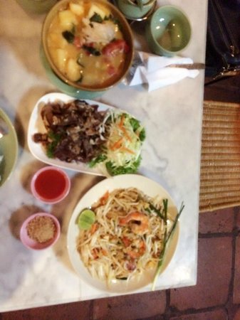 Chai Karr : A selection of our dishes