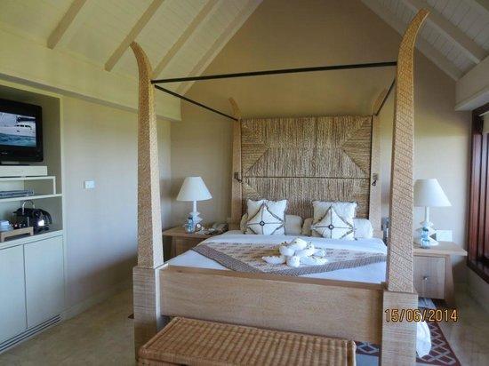 The Oberoi, Mauritius: Bedroom