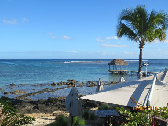 The Oberoi, Mauritius: View from On the Rocks