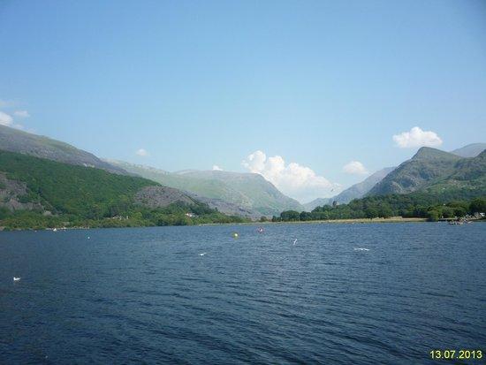 Snowdon: Озеро