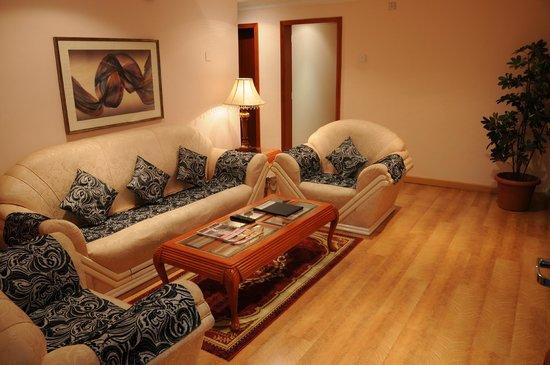 Gulf Gate Hotel: Executive Suite