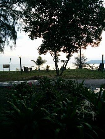 The Frangipani Langkawi Resort & Spa: Вид из номера