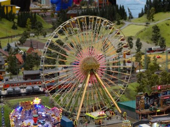 Miniatur Wunderland: Riesenrad