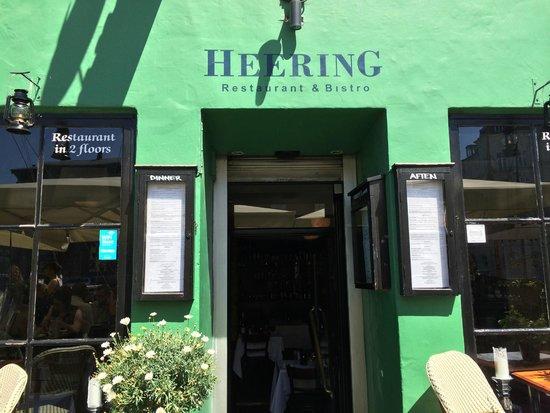 Heering Restaurant and Bistro: voorgevel