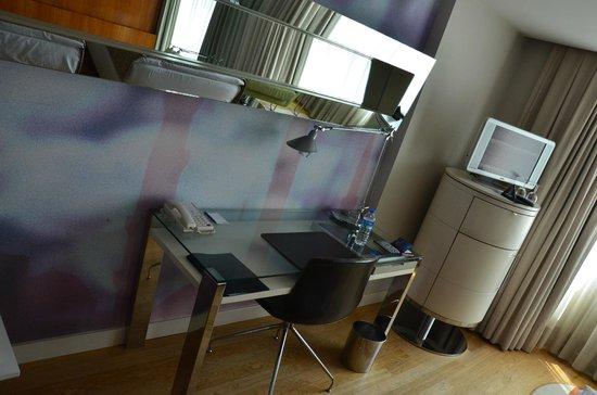 Radisson Blu Bosphorus Hotel, Istanbul : второй номер (в котором гудел вентилятор)