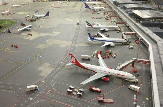 Miniatur Wunderland: Flughafen