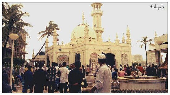Haji Ali Mosque: Haji Ali Dargah