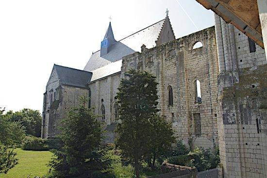 Hotel de Beaulieu : abbaye