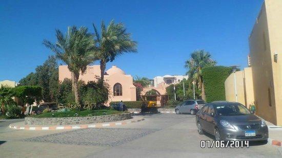 Hotel Sultan Bey Resort : Entrada al Hotel