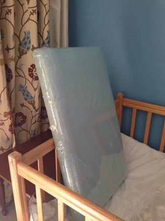 Titanic Beach Spa & Aqua Park : Back of a chair used a mattress