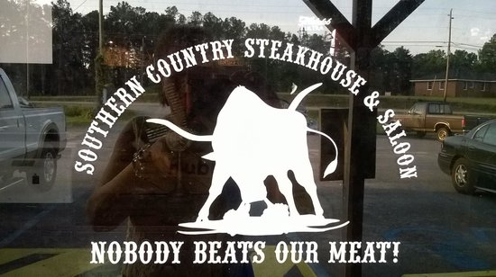 Southern Country Steakhouse An: Decent menu