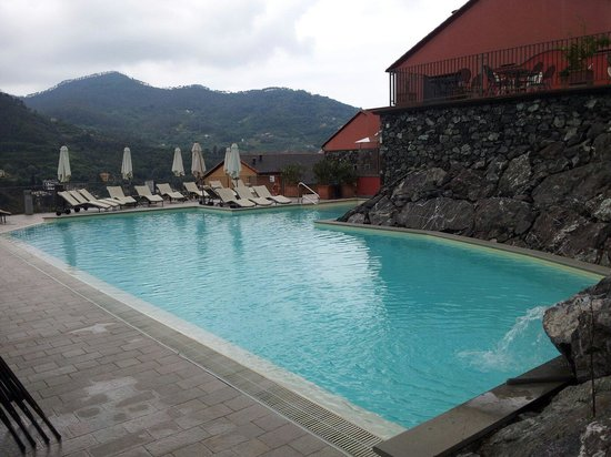 Park Hotel Argento: Piscina