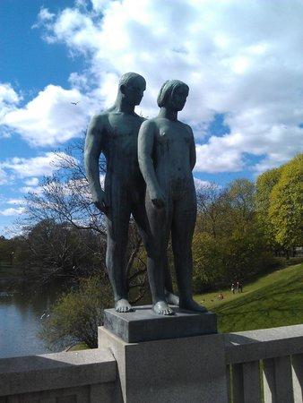 Vigeland Museum: Парк скульптур Вигеланда