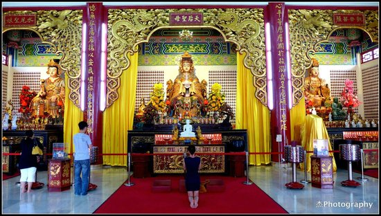 Thean Hou Temple : Main Hall
