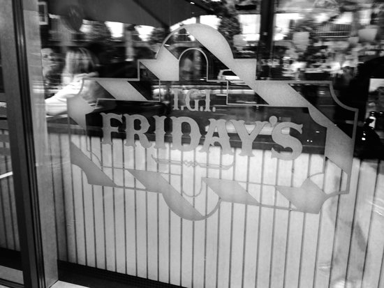 TGI Friday's: ingang
