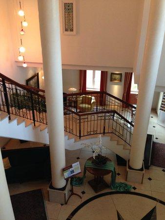 Hotel Hanseatic Rügen und Villen: Lobby