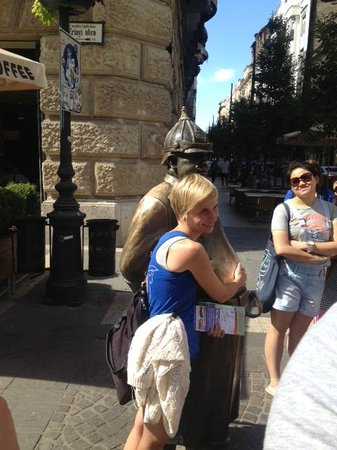 Free Budapest Walking Tours: Orsi