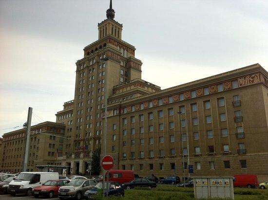 Hotel International Prague: Crowne Plaza