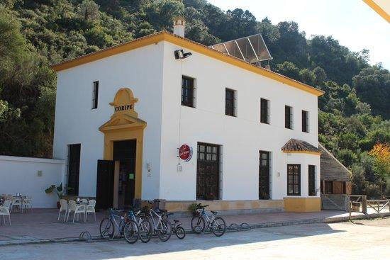 Hostal Restaurante La Estacion de Coripe