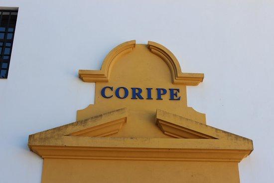 Estacion de Coripe: ESTACIÓN DE CORIPE