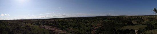 Eagle View, Mara Naboisho : TRANQUILITY